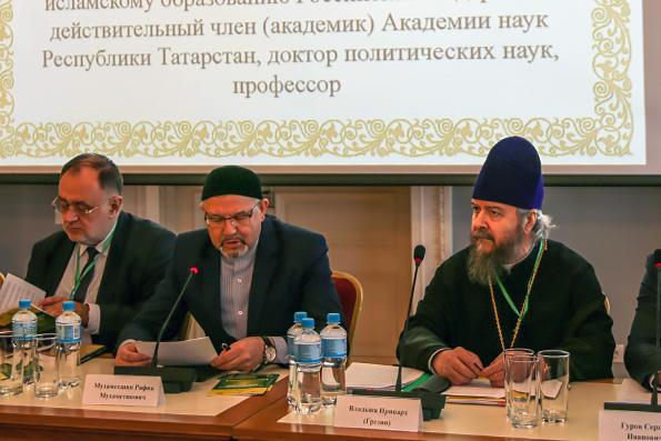 В Казани прошла конференция с участием председателя Синодального отдела по тюремному служению