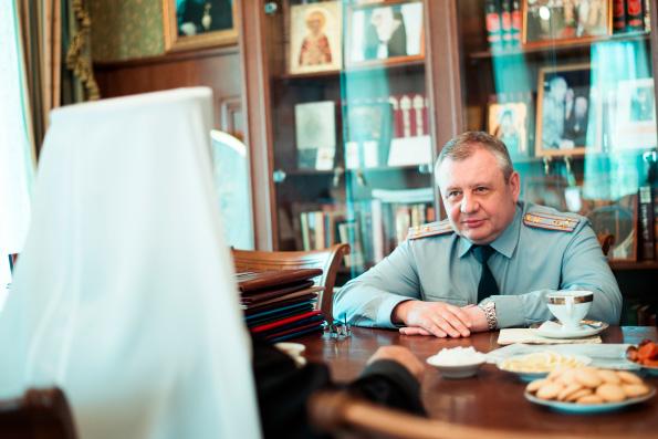 Глава Татарстанской митрополии встретился с руководителями республиканского УФСИН