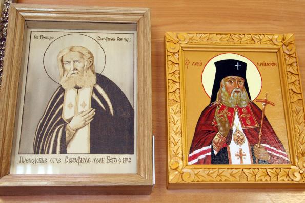 В УФСИН России по Республике Татарстан подвели итоги регионального этапа конкурса православной живописи среди осужденных