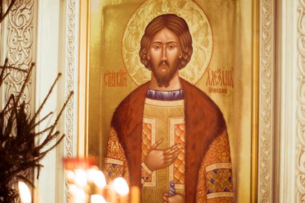 Александр Невский — великий подвижник земли Русской