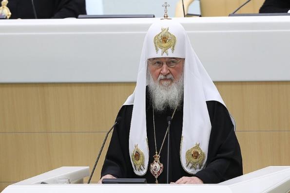 Одна из опасностей развития технологий — дегуманизация, — Патриарх Кирилл