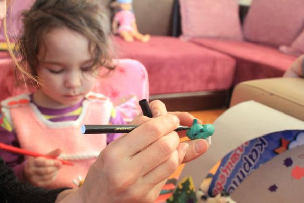 В казанском социальном доме «Колыбель» прошли рождественские мероприятия