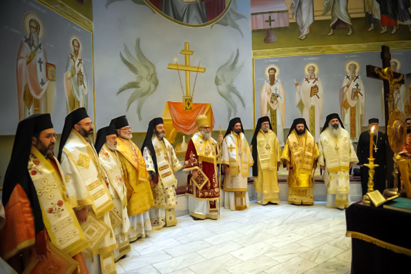 Антиохийская Православная Церковь призвала экстренно созвать всеправославное совещание по украинскому вопросу