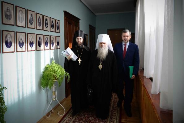 Владимир Легойда: Мы не разорвали отношения с Константинополем, а констатировали ситуацию произошедшего разрыва