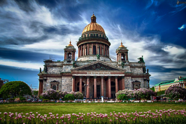 Три собора Северной столицы России вышли в финал конкурса «Храм78. Православный символ Санкт-Петербурга»