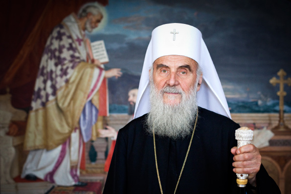 Патриарх Сербский Ириней: Константинопольский Патриархат не соблюдает многовековой церковный порядок и священные каноны