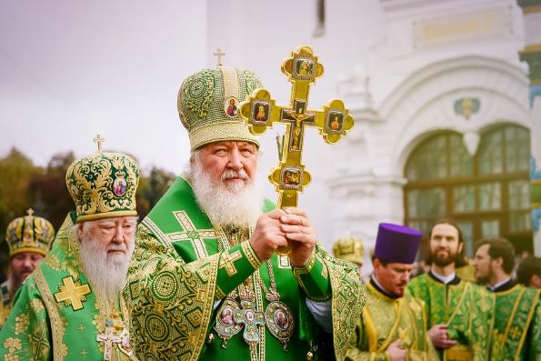 Патриарх Кирилл: Мы сохраняем верность Преданию Церкви, потому что желаем быть верными ее чадами