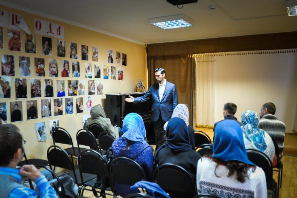 В Казани прошел семинар по направлению «Семья и семейные ценности»
