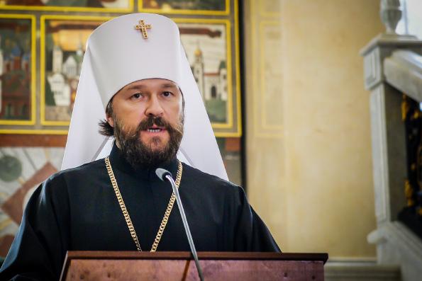 Митрополит Иларион: Теперь мы будем создавать свои приходы и епархии в дальнем зарубежье без всякой оглядки на Константинополь