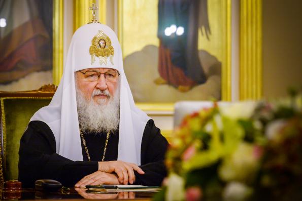 Предстоятель Русской Православной Церкви призвал Патриарха Варфоломея отказаться от участия в политической авантюре легализации раскола на Украине