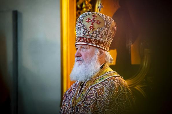 Патриарх Кирилл обратился к Предстоятелям Поместных Православных Церквей с посланиями