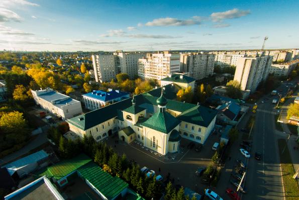 Митрополит Феофан рассказал о проведенном ремонте в Казанской духовной семинарии