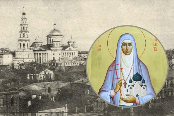 100-летие мученической кончины преподобномучениц великой княгини Елисаветы и инокини Варвары