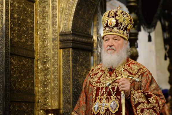 В Москве на патриаршем богослужении молились о российских спортсменах ― участниках XXIII Зимних Олимпийских игр