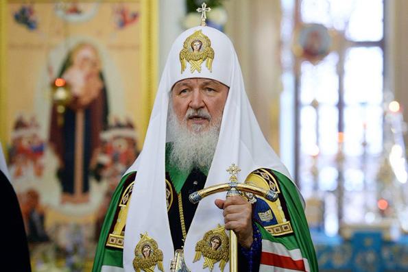Церковь всегда должна быть с теми, кто страдает, – Патриарх Кирилл