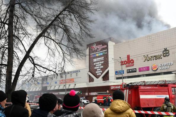 Священнослужители Кемерова помогают нуждающимся после трагедии в торговом центре «Зимняя вишня»