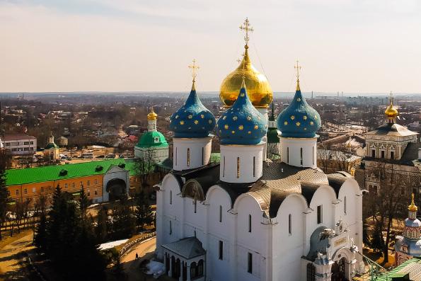 Патриарх Кирилл: Сергиев Посад может получить особый статус духовного центра русского Православия