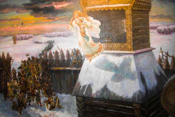 святая Евпраксия Рязанская
