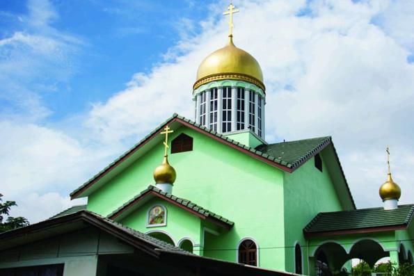 Русская Церковь в Таиланде пополнилась восемью приходами