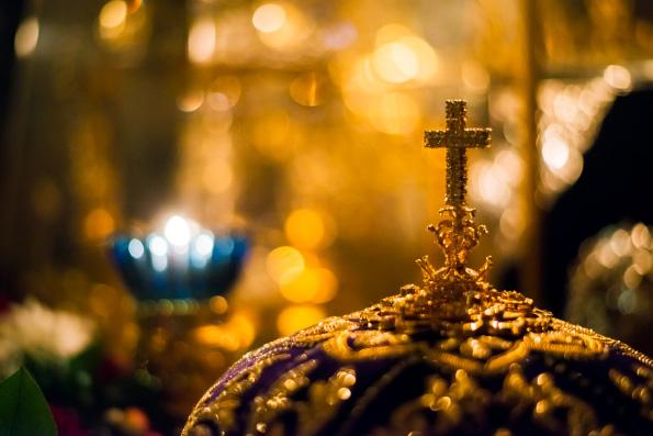 Проповедь митрополита Феофана в канун Недели Крестопоклонной после всенощного бдения в Казанско-Богородицком монастыре
