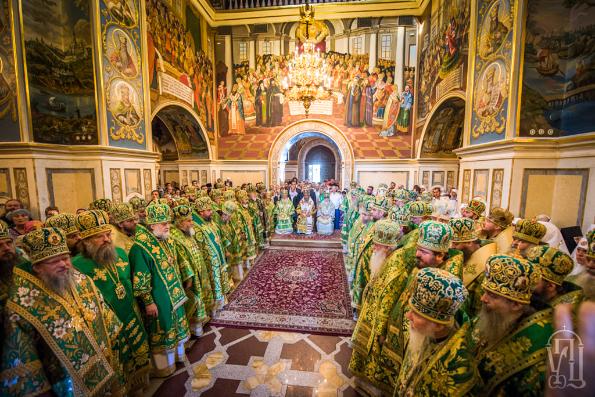 Архиереи Украинской Православной Церкви выступили с заявлением по результатам встречи с Патриархом Варфоломеем