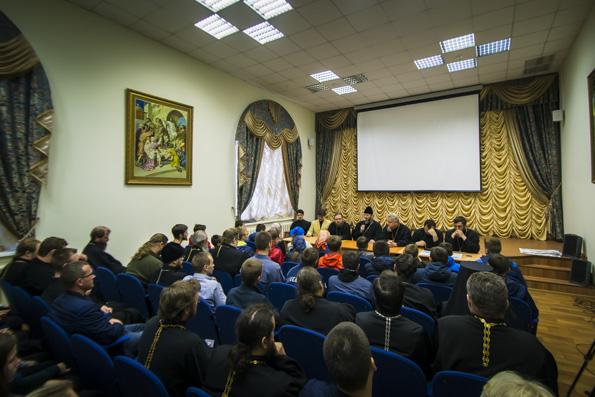 В Казанской православной духовной семинарии состоялся День открытых дверей