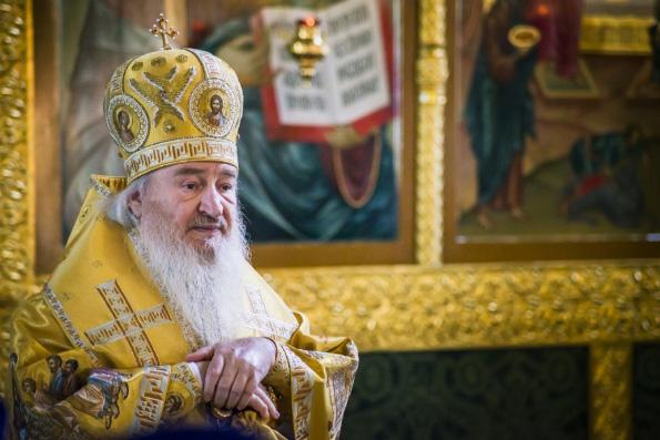 Слово митрополита Феофана на выпускном акте Казанской духовной семинарии