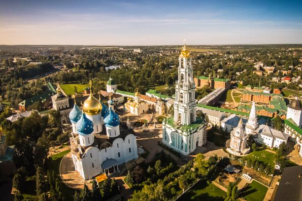 В Сергиевом Посаде создадут Центр православной культуры