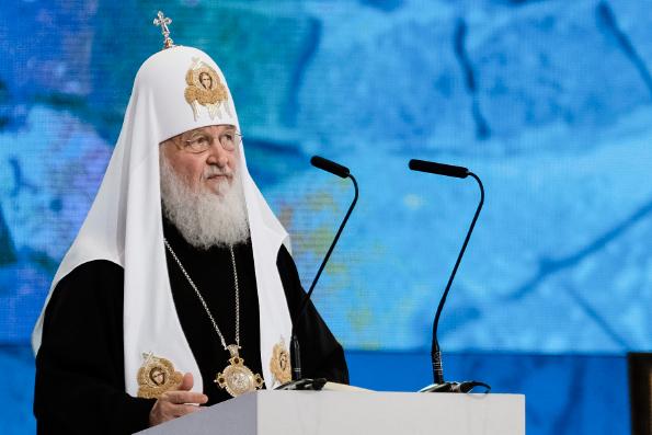 Патриарх Кирилл предупредил об угрозе тотальной слежки за людьми через гаджеты 872374093847_595