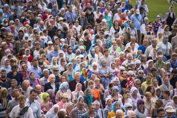 В Церкви отметили необходимость регламентации паломнической деятельности