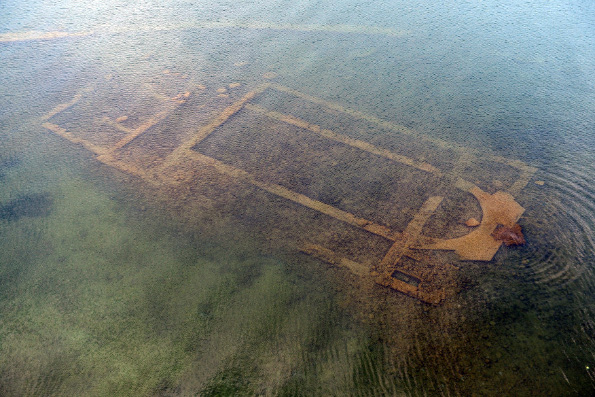 В Турции на дне озера найден храм, в котором мог проходить Первый Вселенский собор