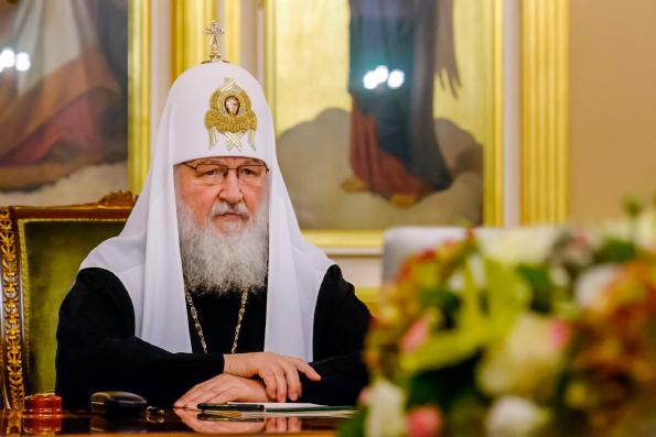 Священный Синод обратился к Предстоятелям Поместных Церквей с призывом инициировать всеправославное обсуждение церковной ситуации на Украине
