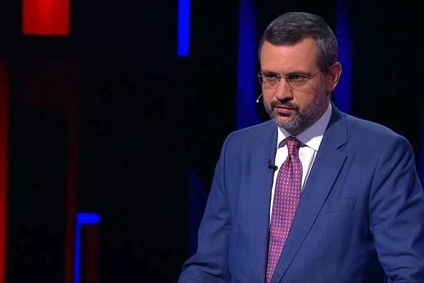Интервью ВладимираЛегойды в программе «Воскресный вечер с Владимиром Соловьевым»
