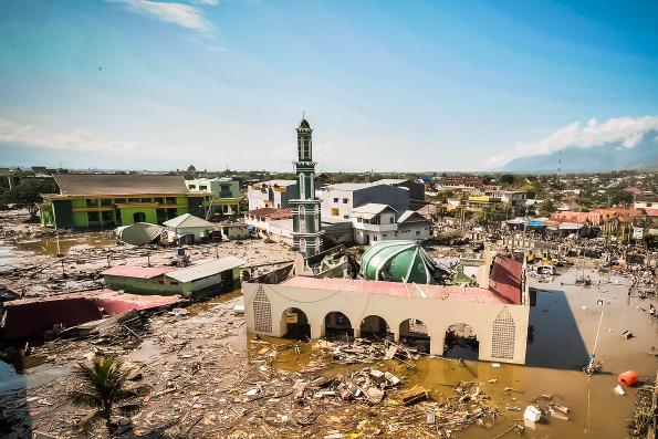 Патриарх Кирилл выразил соболезнования индонезийскому народу