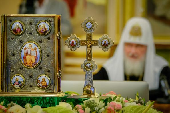 Священным Синодом утверждены молитвенные прошения о сохранении единства Православия