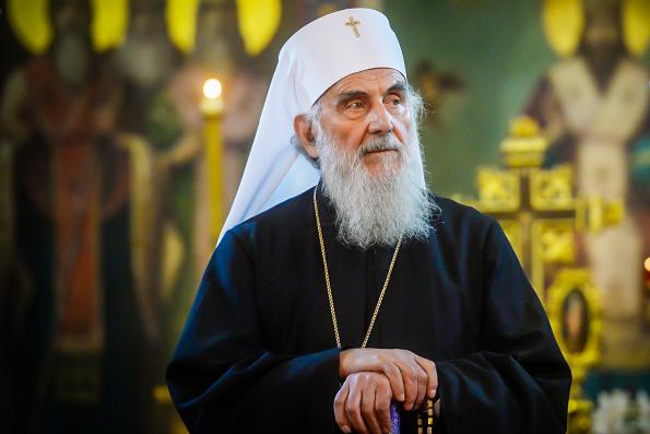 Сербский Патриарх Ириней: Шовинисты при участии униатов и Фанара углубили раскол на Украине