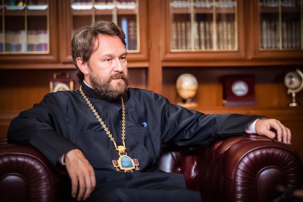 Митрополит Иларион: Целый ряд греческих архиереев против признания «автокефалии» украинских раскольников