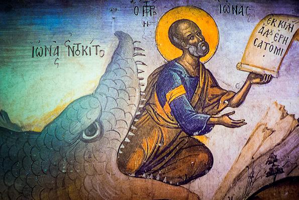 5 октября. Память пророка Ионы