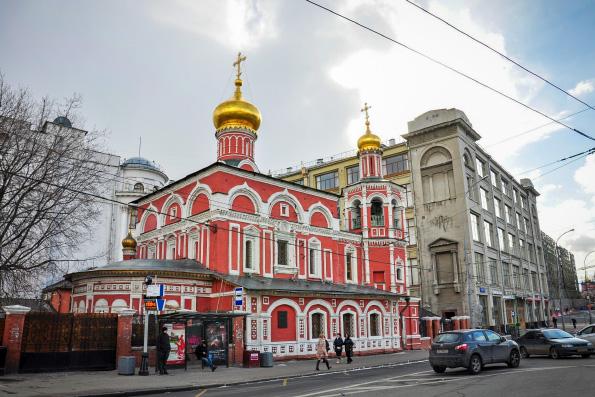 Работа подворья Александрийского Патриархата в Москве приостановлена