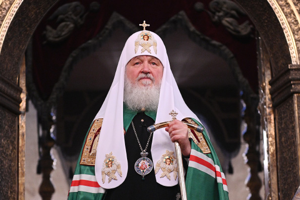 Патриарх Кирилл выступил против вторжения в жизнь семьи под любыми предлогами «чужих людей»