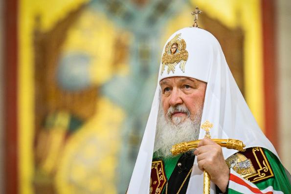 Патриарх Кирилл: Патриотическое воспитание молодежи — залог успешного будущего России