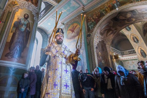 Митрополит Волоколамский Иларион: Даже атеист может за минуту уверовать в Бога