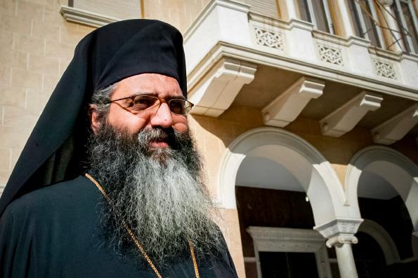 Митрополит Морфский Неофит: Кипрская Православная Церковь признает в качестве канонического епископа Киева только митрополита Онуфрия