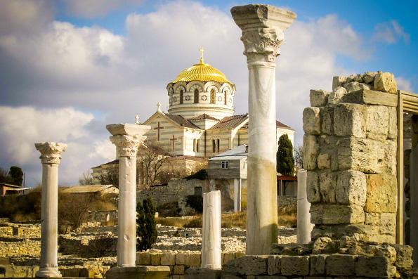Владимир Путин поддержал проект создания в Крыму музея мирового христианства