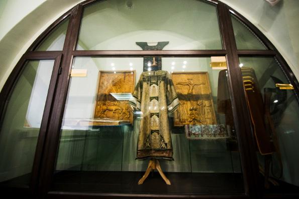 В Москве появится Музей истории Русской Православной Церкви