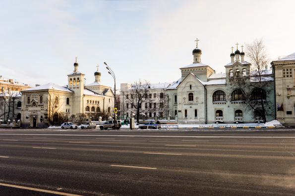 В столичной ЦКБ святителя Алексия открылось второе паллиативное отделение для тяжелобольных
