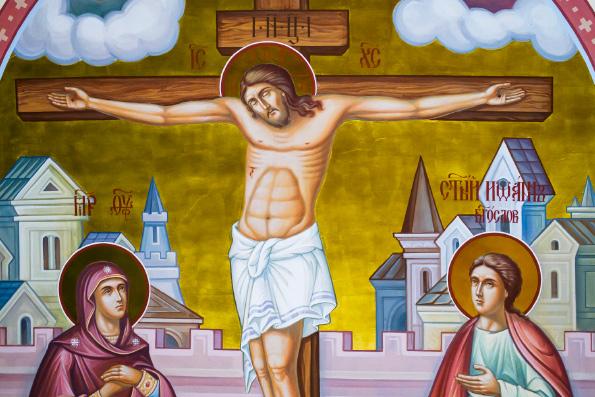 Великий Пяток Страстной седмицы. Воспоминание святых спасительных страстей Господа нашего Иисуса Христа