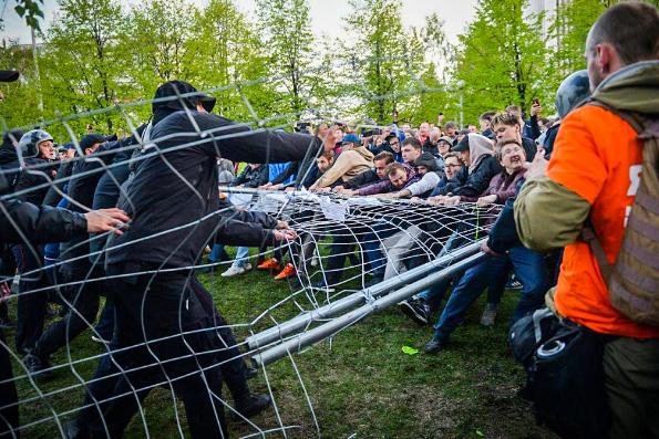 Священник Александр Волков: Протесты против строительства храмов организованы внешними силами