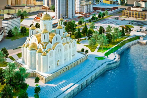 Православная общественность выступила с предложениями по собору в Екатеринбурге