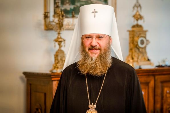 Митрополит Бориспольский Антоний: Только всеправославное собрание может решить «украинский вопрос»